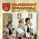 VOJKOVICKÝ ZPRAVODAJ – Č. 1/2015