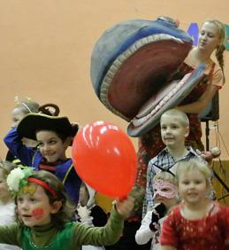 Galerie:Dětský karneval