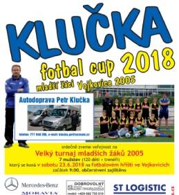 Pozvánka: Klučka fotbal cup