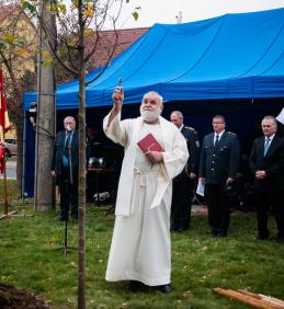 Oslava výročí vzniku Československa a založení hasičského sboru