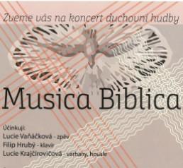 Pozvánka: Musica Biblica 16.6.2019 ve Vojkovickém kostele