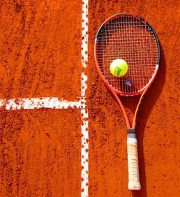 Pozvánka na dětský tenisový den 2.6.2019
