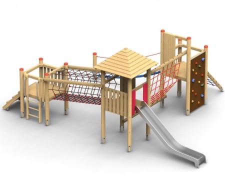 Revitalizace dětských hřišť ve Vojkovicích