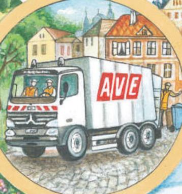 Přesun svozu komunálního odpadu z 1.1. na 2.1.2020