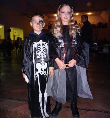 Dětský Halloween