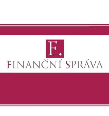 Oznámení Finančního úřadu