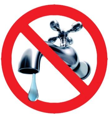 Oznámení o přerušení dodávky vody 15.04.2020