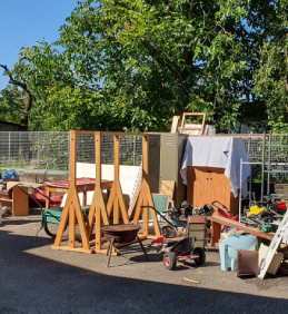 Rekonstrukce hospodářského pavilonu vmateřské škole