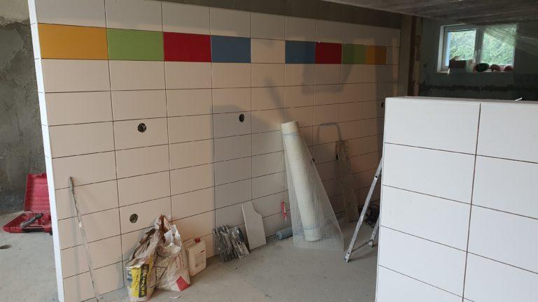1.Rekonstrukce školní kuchyně