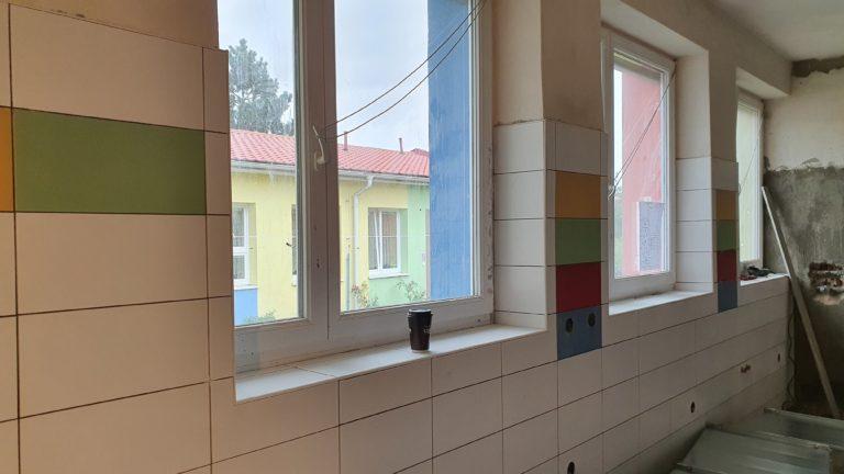 2.Rekonstrukce školní kuchyně