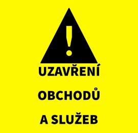 Nová usnesení vlády ČR (upravující volný pohyb osob, omezení maloobchodu a služeb, omezený provoz orgánů veřejné moci a správních orgánů)