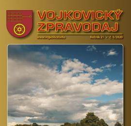 Vojkovický zpravodaj – č. 1/2020