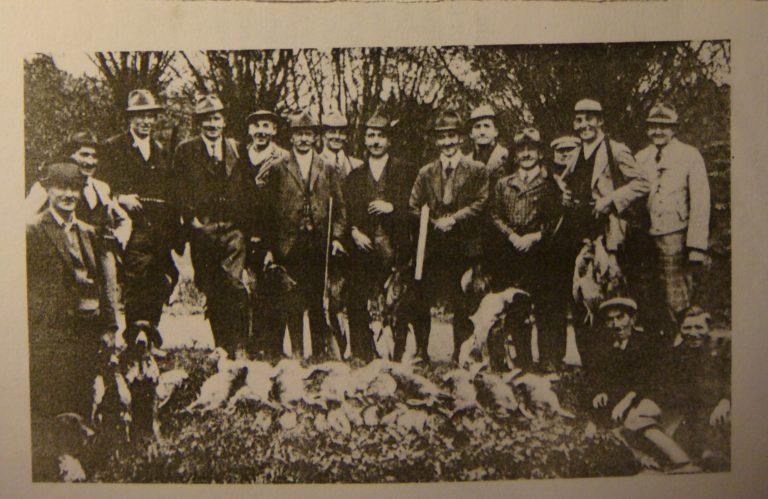 myslivecké sdružení 1932