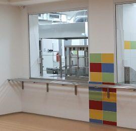 Rekonstrukce kuchyně a jídelny vMŠ je dokončena