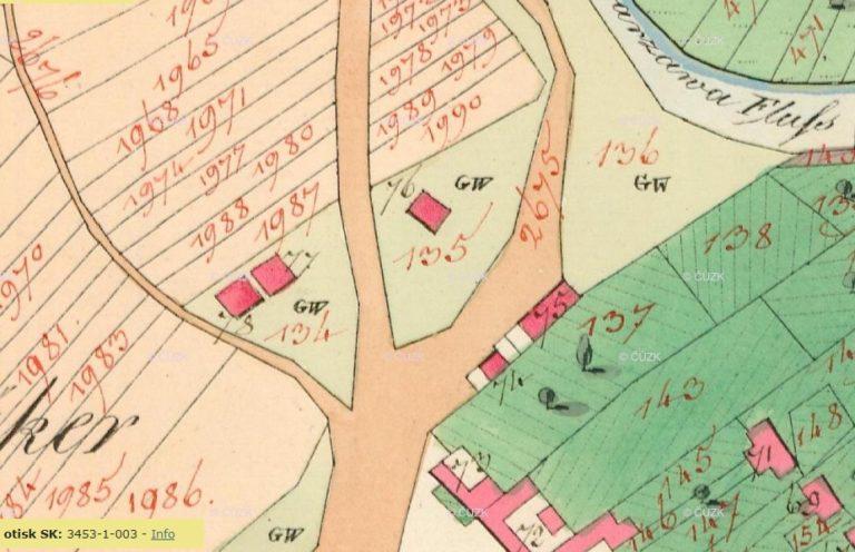 kżißovatka na syrovice 1824