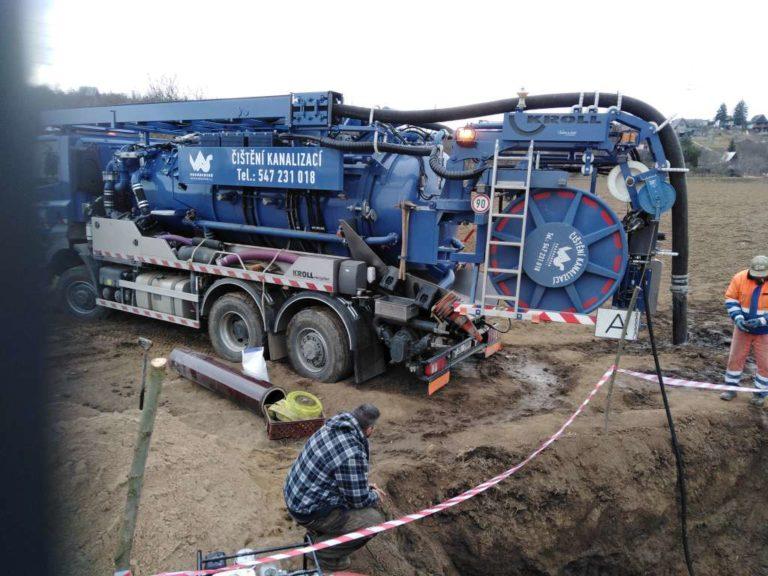 3.Oprava potrubí