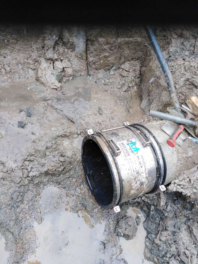 5.Oprava potrubí