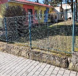 Rekonstrukce hospodářského pavilonu v mateřské škole