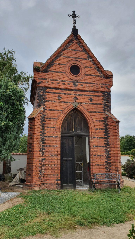 1.Oprava kaple