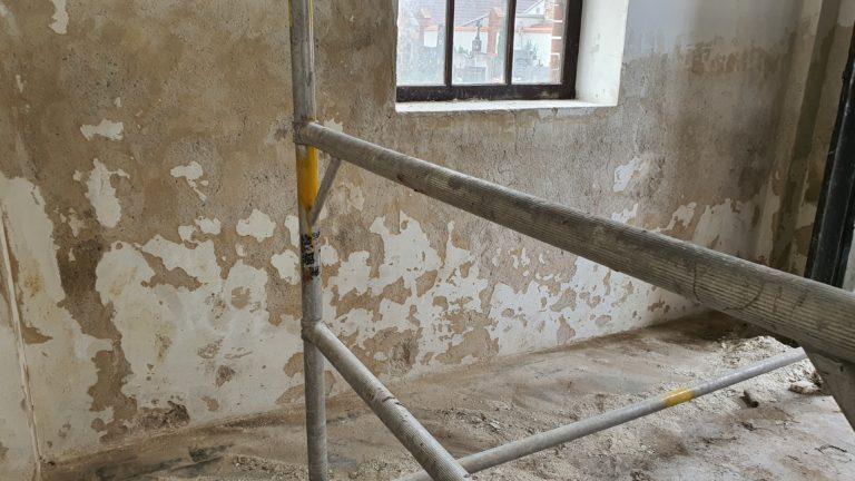 2.Oprava kaple