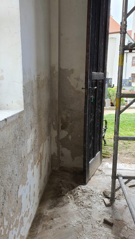 3.Oprava kaple